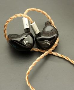 Lark Studios LSX Earphones Black Mamba