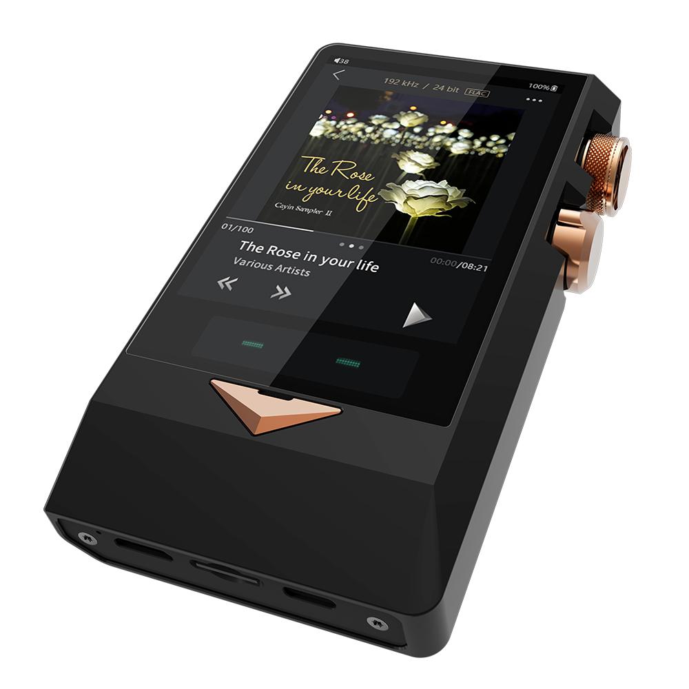 Cayin N8 Brass Black