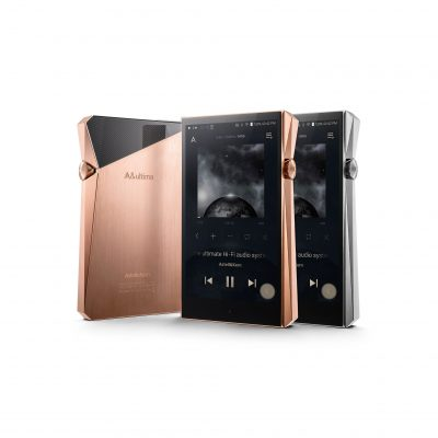 AStell & Kern SP2000 Portable Music Player Copper