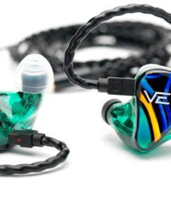 Vision Ears VE 8 Earphones